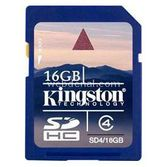 Kingston 16gb Micro Sd Kart Bellek Sdc4/16gb