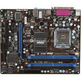 MSI G41m-p33 Combo Ddr2&ddr3 1333mhz S+v+gl+16x