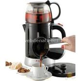 King K8287 Duo Set Çay Kahve Makinesi Seti