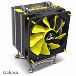 Akasa Venom (ak-ccx-4002hp), Amd, Intel Lga775/1156/1366/2011 Işlemci Soğutucu