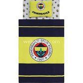 Taç Tekstil Taç Fenerbahçe Logo Lisansli Nevresim Takimi