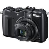 "Nikon Coolpix P7000 10.1mp 7.1x Optik 3.0"" Lcd 720p Hd Dijital Kompakt Siyah"