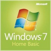 Microsoft Ms Oem Windows 7 Home Basic 7 Sp1 64-bit Eng