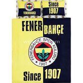 Taç Tekstil Taç Fenerbahçe 1907 Çift Kişilik Nevresim Takimi