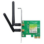 Tp-link Tl-wn881nd 300mbps Wireless N Pci Express Adapter.atheros Chipset.2,4ghz,2 Anten