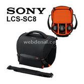 Sony Lcs-sc8 Dslr  Tasima Çantasi