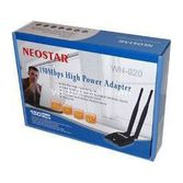 Neostar Wn-920 Wireless -n Usb Adapter 150mbs Çift Anten 1km Menzil