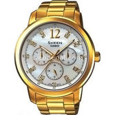 Casio She-3802gd-7adr