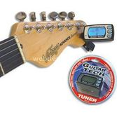 GUITAR TECH Gt75 - Clip-on Chromatic Tuner