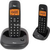 Ttec Td150 Duo Dect Telefon ( 1+1 El Cihazli ) Siyah