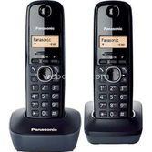 Panasonic Kx Tg1612 Dect Telefon Siyah