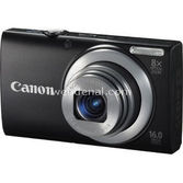 "Canon Powershot A4050 Is 16mp 8x Optik 3.0"" Lcd Dijital Kompakt Siyah"