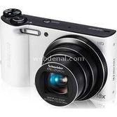 """Samsung Wb150f 14.2mp 18x Optik 3.0"""" Lcd Dijital Kompakt Siyah"""