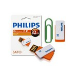 Philips Fm32fd45b 32gb,usb Sato Ready Boost Phlips