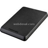"""Toshiba Hdtb105ek3aa Stor.e Basics 500gb 2.5"""" Usb3.0/2.0 Taşınabilir Disk"""
