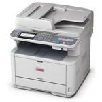 OKI Mb451dn Laser Yaz,tar,fax,foto,dublex,network