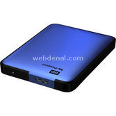 "Western Digital Wdbbep0010bbl-eesn My Passport 1tb 2.5"" Usb3.0/2.0 Mavi"