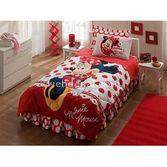 Taç Tekstil Taç Disney Minnie Mouse Lisansli Uyku Seti