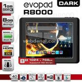 Dark Evopad R8000 8gb - Outlet