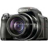 Sony Dsc-h100 16.1mp 21x Optik 3.0'' Lcd 720p Dijital Kompakt Siyah