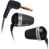 Koss Plug Kulakiçi Kulaklik (siyah)