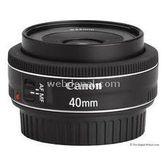 Canon Ef 40mm Ef F/2.8 Stm Lens