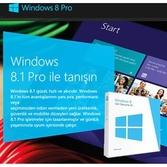 Microsoft Windows 8 Pro, Türkçe, Ggk Dvd, 4yr-00035