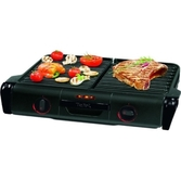 Tefal Family Flavour Grill Black Edition Dumansiz Izgara 2400 W