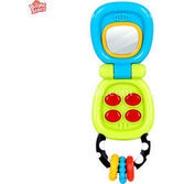 Bright Starts My Little Flip Phone Eğlenceli Oyuncak Telefon