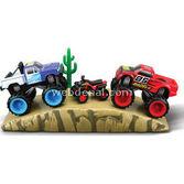 Maisto Çöl Yarişçilari Ikili Araçlar Race B9 Ve Dragons