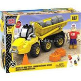 Mega Bloks Cat Articulated Dump Truck Oyun Seti