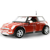 Maisto Mini Cooper Model Araba 1:24 Special Edition Kirmizi