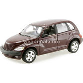 Maisto Chrysler Pt Cruiser 1:18 Mor