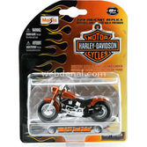 Maisto 1:24 Harley Davidson 2000 Flstf Street Motorsiklet