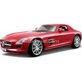 Maisto Mercedes Sls Amg Araba 1:18 Model Araba P/e Kirmizi