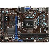 MSI B75ma-e33 Ddr3 1600mhz S+v+gl+16x 1155p