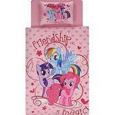 Taç Tekstil Taç My Little Pony Lisansli Nevresim Takimi