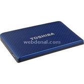 """Toshiba Pa4273e-1he0 Stor.e Partner 500gb 2.5"""" Usb3.0/2.0 Taşınabilir Disk Mavi"""