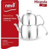 Neva Miranda Mini Boy Lux Çaydanlık Takımı