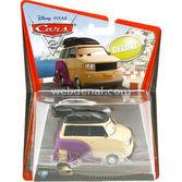 Mattel Cars 2 Deluxe Karakter Araçlar Kingpin Nobunaga