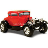 Maisto Ford 1929 1:24 Model Araba S/e Kirmizi