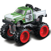 Maisto Dirt Demons Oyuncak Off Road Araç Yeşil