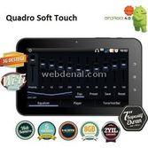 Quadro Soft Touch A10 1.2ghz 1 Gb 8 Gb 7'' Siyah