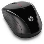 HP H2c22aa X3000 Kablosuz Sıyah Mouse