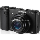 "Samsung Ex2f 12.4mp 3.3x Optik 3.0"" Wi-fi Full Hd Lcd Dijital Kompakt Siyah"