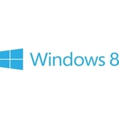 Microsoft Ms Windows Pro 8 Win 64bit, Turkish Ggk, 4yr-00071