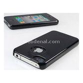 Microsonic Ultra Slim Shine Case Kilif Siyah- Iphone 4