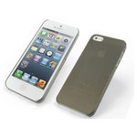 Microsonic Iphone 5 & 5s Ultra Thin 0.2mm Kilif Siyah