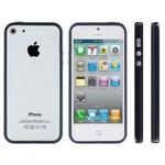 Microsonic Iphone 5 & 5s Bumpers Çerçeve Kilif Siyah