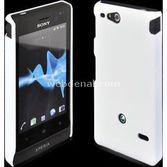 Microsonic Rubber Kilif Sony Xperia Go St27i Beyaz